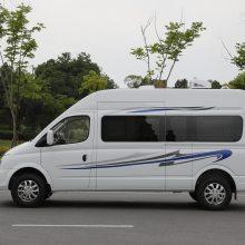 国六汽油版自动挡型房车 福特新全顺新时代旅居车