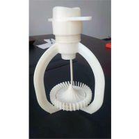 ABS塑料冷却塔喷嘴 中三盘冷却塔喷头 不锈钢三溅式 品牌华庆
