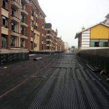 塑料排水板制造厂家 塑料排水板 淡水凹凸型排水板厂家供应