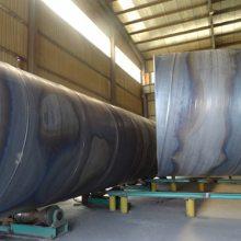 呼伦贝尔大口径3PE防腐钢管 273螺旋钢管 尺寸精准