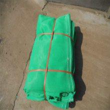 脚手架上密目网要求 阻燃密目网 绿色防尘盖土网