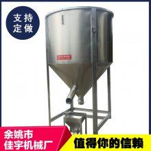 2吨不锈钢风送储料罐不锈钢料斗塑料颗粒装袋机厂家直销价格优惠