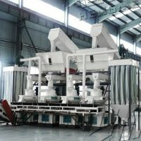 广西木屑颗粒机生产线 恒美百特中小型颗粒机厂家