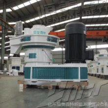吉林供应生物质颗粒机生产线 木屑颗粒机设备价格 恒美百特制造商
