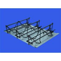 丹东市40克锌层钢承板厂家生产TDA7-160型钢筋桁架楼承板
