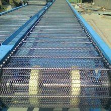 厂家非标定做不锈钢网带输送机涂装生产线车间传动带