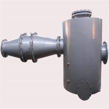 瓦斯管道输送水封阻火泄爆装置厂家 双桶水封阻火泄爆装置