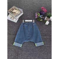 [休闲裤][牛仔裤]单品牛仔裤童装童裤一折批发