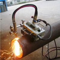 CG2-11磁力管道切割机 爬行式管道气割机 等离子切割机
