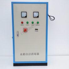 净淼厂家定制外置式水箱自洁消毒器SCII-20 ,碳钢喷塑机箱