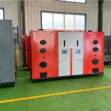 环保型生物质颗粒蒸汽发生器锅炉