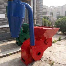 供应花生秧花生壳破碎机 大型自动进料牧草粉碎机 高效率饲料破碎机