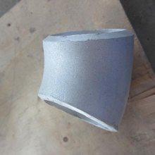 45度铝合金弯头 DN65*5焊接铝弯头 6063 6061 汇鹏铝管件