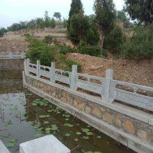青石栏杆厂家批发河道栏杆浮雕石护栏围栏