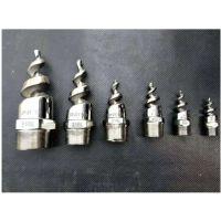 不锈钢喷头6种型号 304材质铸造型 冷却塔不锈钢三盘喷嘴 品牌华庆