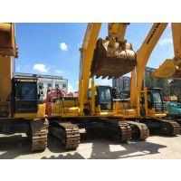 小松二手挖掘机450-7大型9成新二手挖土机履带式45吨
