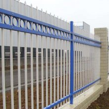 锌钢护栏 小区防护隔离 厂区庭院围墙护栏 锌钢铁艺防护围栏
