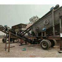 移动式石子粉碎机时产100吨博洋制作多年经验
