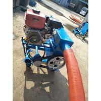 福建省双驱软管上料机 加长管水泥粉输送机Lj1