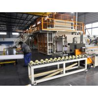 HDPE防水涂胶设备/高分子自粘胶膜防水卷材生产线