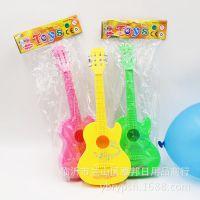 儿童音乐吉他玩具 ABS材质儿童吉他玩具 早教益脑音乐玩具