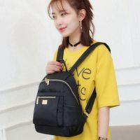 厂家直销 韩版2017新款休闲旅游背包 学生书包 牛津布双肩包女