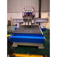 木工机械 全自动覆膜机 双工位真空吸塑机 温度变化 自动控制