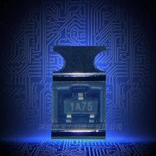 SLM501A75aa-7G 24V75mA 线性恒流LED驱动IC 固定电流设计 寿命长