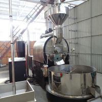 全套120公斤咖啡烘焙机 商用咖啡烘豆机厂家地址 大型咖啡工厂指定供应商烘焙机 南阳东亿
