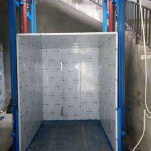 河南省固定导轨式升降机优质生产商家 厂房仓库链条式升降机 液压货梯 工厂直销更省钱