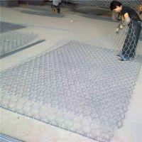 拧编六角网 镀锌宾格网 镀锌编织网生产