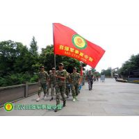 安陆夏令营哪儿有 武汉自强军事夏令营