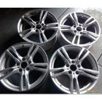 广东汽车轮毂专用喷砂机多少钱一台出售/YQ220型汽车轮毂抛丸机价格