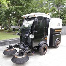 小型电动清扫车-电动清扫车-集合达