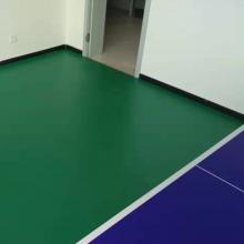 工厂直供PVC运动地板/宝石纹羽毛球塑胶地板/乒乓球地胶