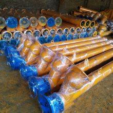 水泥螺旋输送机专业定制LSY219输送泵设备