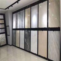 金属样品展示架 陶瓷货架 墙砖展示货架 小饰品冲孔板