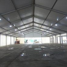 广东大型仓储篷房 大小均可定制