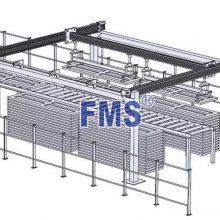厂家直销定制龙门桁架上下料机械手直角坐标机器人
