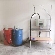 聚氨酯浇注机现场发泡机设备,pu浇注设备发泡包装组合料。发泡包装机器