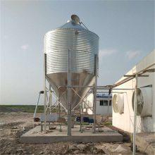 热销推荐养殖猪场自动化料线猪舍不锈钢料槽出售