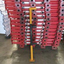 型号10字型1.2米高工地楼梯扶手,楼梯防护,楼梯隔离