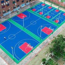 衡水篮球场跑道防滑地板 幼儿园悬浮式拼装地板 米字格幼儿园地板