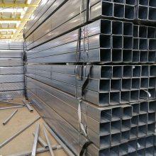 热镀锌方管 幕墙龙骨专用钢材 镀锌方管规格