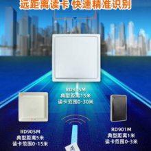 RFID读写器12DBI天线超高频大增益远距离远程射频识别UHF电子标签写卡器外接圆极化天线