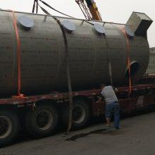 喷淋塔净化器 喷头PP材质填料厚度30公分 酸雾废气处理设备