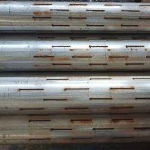 新货滤水管 打井桥式滤水管 89mm割缝滤管 325mm不锈钢滤水管制造商家