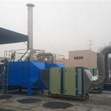 东莞废气处理工程-合创蓝天-废气处理