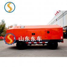电动无轨道平板车采用了灵活的转向系统北京QY3600吨位调车机