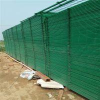 围墙栅栏多少钱 学校围墙护栏价格 铁丝网围栏报价